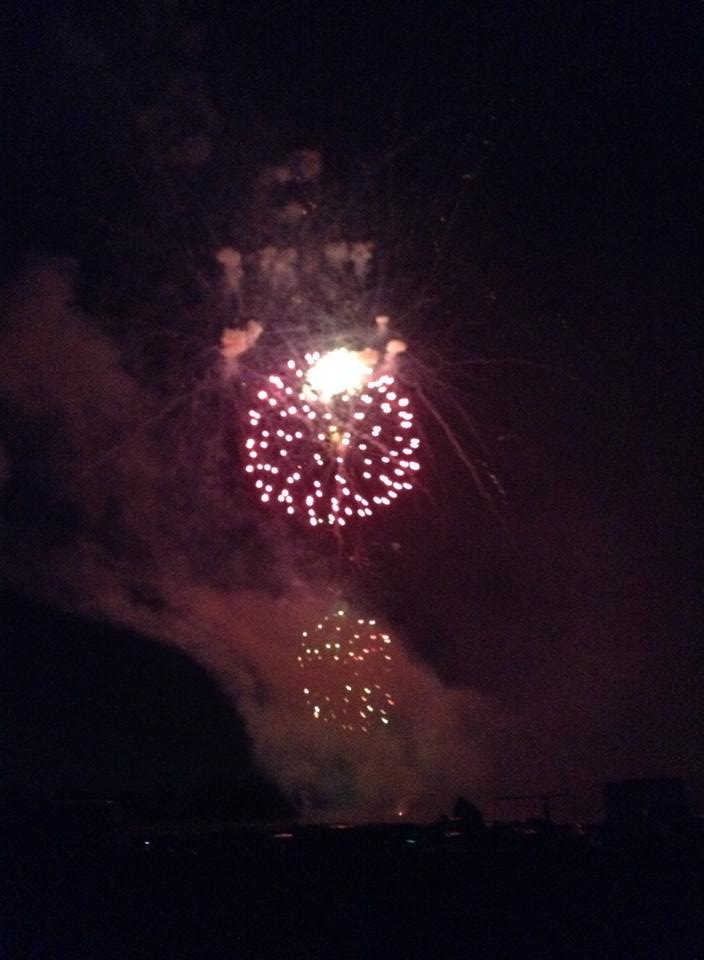 Lighthouse Ministries CCCU - View of Columbus Fireworks